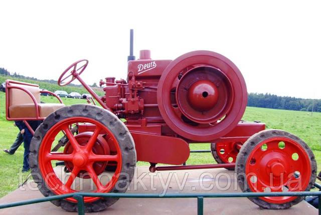- 1924 – произведен 1-й трактор Deutz модели МТН 222