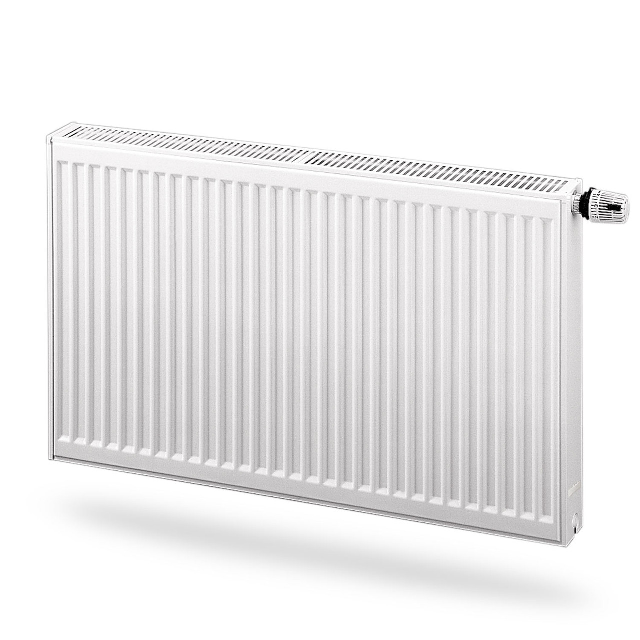 Стальной радиатор Purmo Ventil Compact 500х22х2600 нижн.