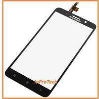 Сенсор (тачскрин) Lenovo A850 Plus Black Original