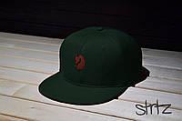Рэперская кепка,снепбек Fjallraven Snapback Cap