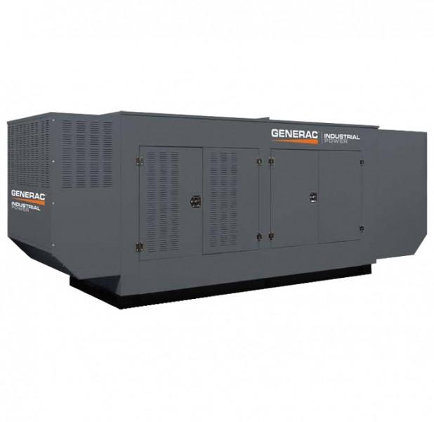 Газовый трехфазный генератор  GENERAC SG 275 кВА