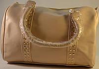 Женская сумка  из кожзама сумка-мешок, хобо 015