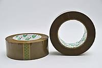 Скотч упаковочный К 300 45*107*60 мкм Коричневый (Честный намот)