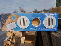 Решетка дверная Dospel RD 40 (007-0696)