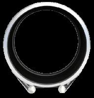 Муфта для труб с разными диаметрами STRAUB-STEP-FLEX