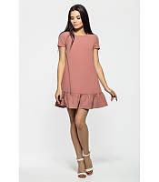 Стильное женское платье 70360 A-dress 42-46 размеры