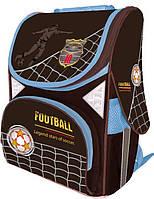 """Портфель CLASS 9621 2відділення """"Football"""" 34*25*13см"""