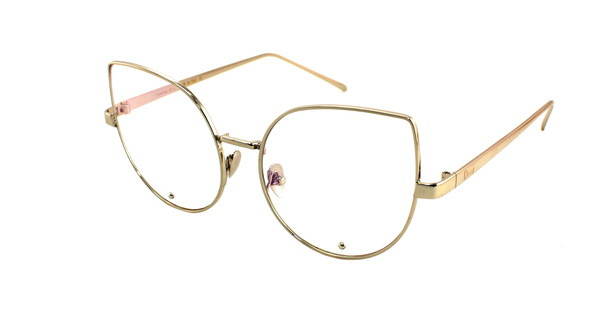 Брендовые очки кошки женские Dior