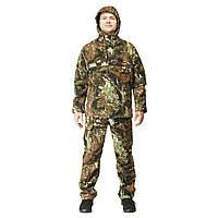Куртка анорак камуфляжная охотничья FH клен–дуб