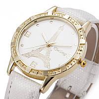 Часы женские наручные Eiffel Tower white