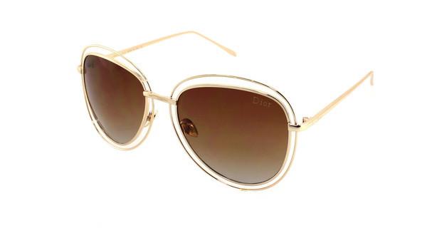 Солнцезащитные стильные очки Dior