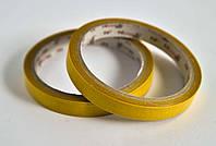 Скотч двухсторонний желтый 10м/12мм (5543)