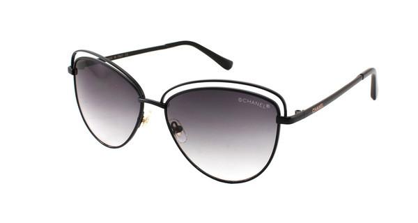 Очки градиент солнцезащитные бренд Chanel