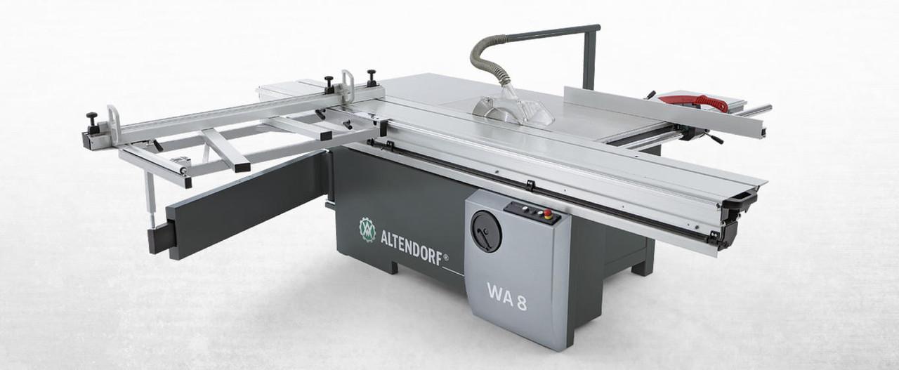 Форматно-раскроечный станок Altendorf WA 8TE