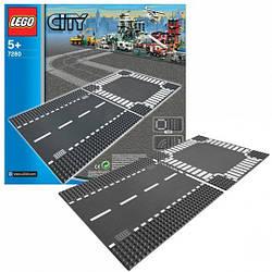 LEGO City Перекресток 7280