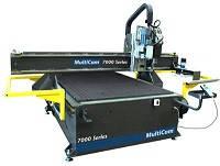 Фрезерно-гравировальный станок Multicam 7000 серии