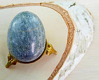 Яйцо 55мм натуральный камень 3 (без подставки)