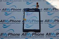 Сенсорный экран для мобильного телефона Samsung    S5570 Galaxy Mini черный