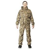 Костюм охотничий камуфляжный Тритон FH камыш коричневый
