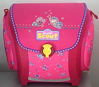 Рюкзак с сумкой для переобувания и пеналами! Рюкзак, Der Echte Scout!.