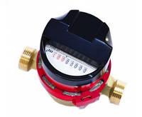 Счетчик горячей воды JS-90-4,0 DN 20 (ГВ)SMART C+ с дополнительной антимагнитной защитой и R=160
