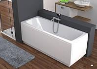 Комплект Arcline: ванна 243-05312, передняя панель 203-05330, боковая панель 203-05327, шторка 170-06990