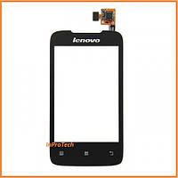 Сенсор (тачскрин) Lenovo A269 Black Original
