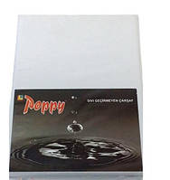 Наматрасник водонепроницаемый силиконовый Poppy  антиаллергенное силиконизированное волокно, Влагонепроницаемый, 100х200 см, Мягкий, Турция