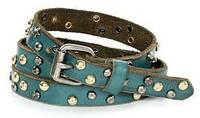 Ремешок с заклепками, Cowboy Belt 85cm.