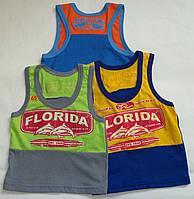 "Майка-борцовка для мальчика ""Florida"""