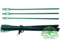 Подвязки для цветов плетистых, огурцов, винограда D-02