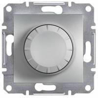 Диммер поворотный 40-600 Вт, алюминий - Schneider Electric Asfora