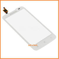 Сенсор (тачскрин) Lenovo A516 White Original