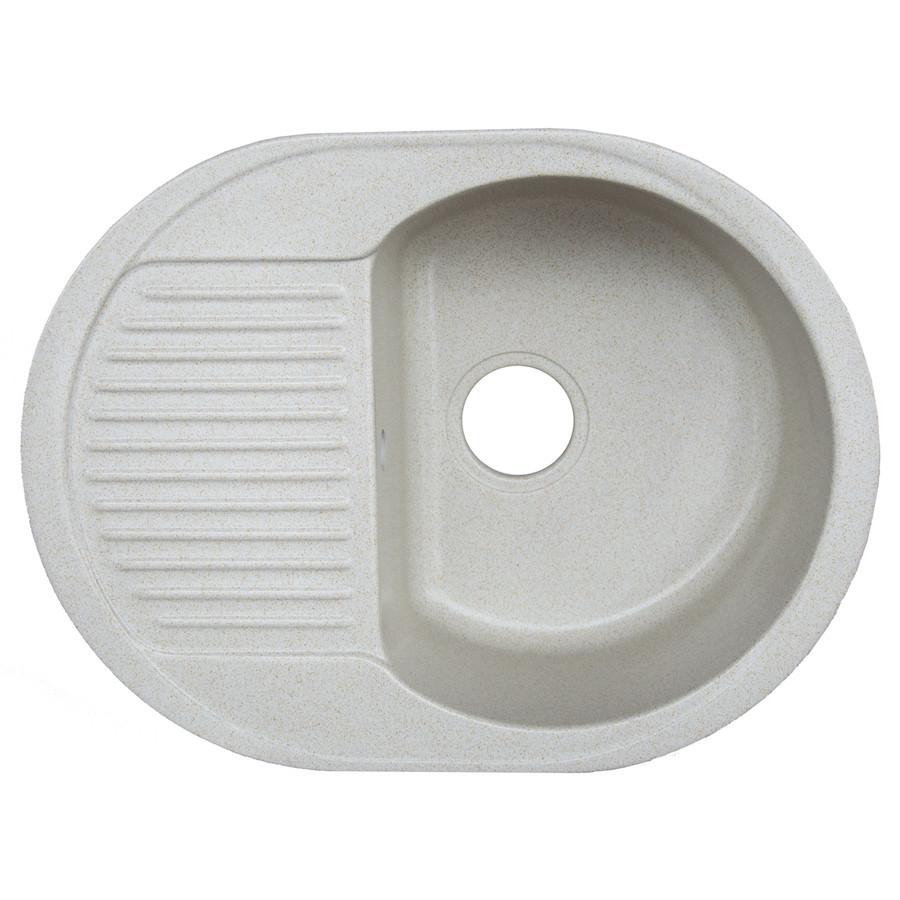 """Мойка кухонная гранитная """"Platinum"""" модель 6247"""