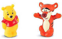 Маленькие человечки Little People Fisher Price Magic of Disney Pooh and Tiger