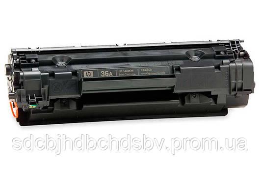 Картридж HP 36 CB436A для принтера HP LJ M1120n, M1522nf, P1505n