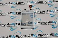 Сенсорный экран для мобильного телефона Nokia C2-02 / C2-03 / C2-06 белый