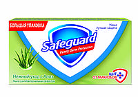 Мыло туалетное Safeguard Нежный уход с Алоэ 125 г