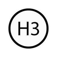 Тип ламп: H3