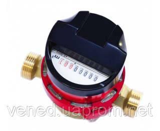 Лічильник гарячої води JS-90-1.5 DN 15 (ГВ) SMART C+ з додатковою антимагнитной захистом і R=160