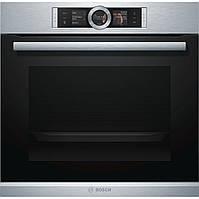 Духовой шкаф Bosch HBG 636 NS1 (электрическая, 71 л, 13 режимов)