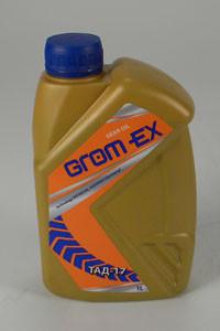 Масло трансмиссионное Grom Ex ТАД-17 1 литр