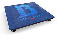 Платформенные весы Весоизмерительные системы 600ВП4(2000*1000), до 600 кг