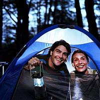 Кемпинговый портативный фонарь 7989 Camping Light 30 Led 60 Lm