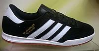 Мужские кроссовки Adidas Beckenbauer Allround черные, размеры с 41 по 45