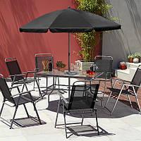 Набор садовой мебели Cuba 8 Piece Patio Set .
