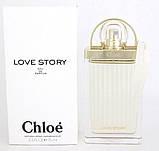 Chloe Love Story парфюмированная вода 75 ml. (Тестер Хлое Лав Стори), фото 2