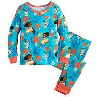 Хлопковая пижама Моана (Ваяна) DisneyStore Размер 3 (92-98 см)