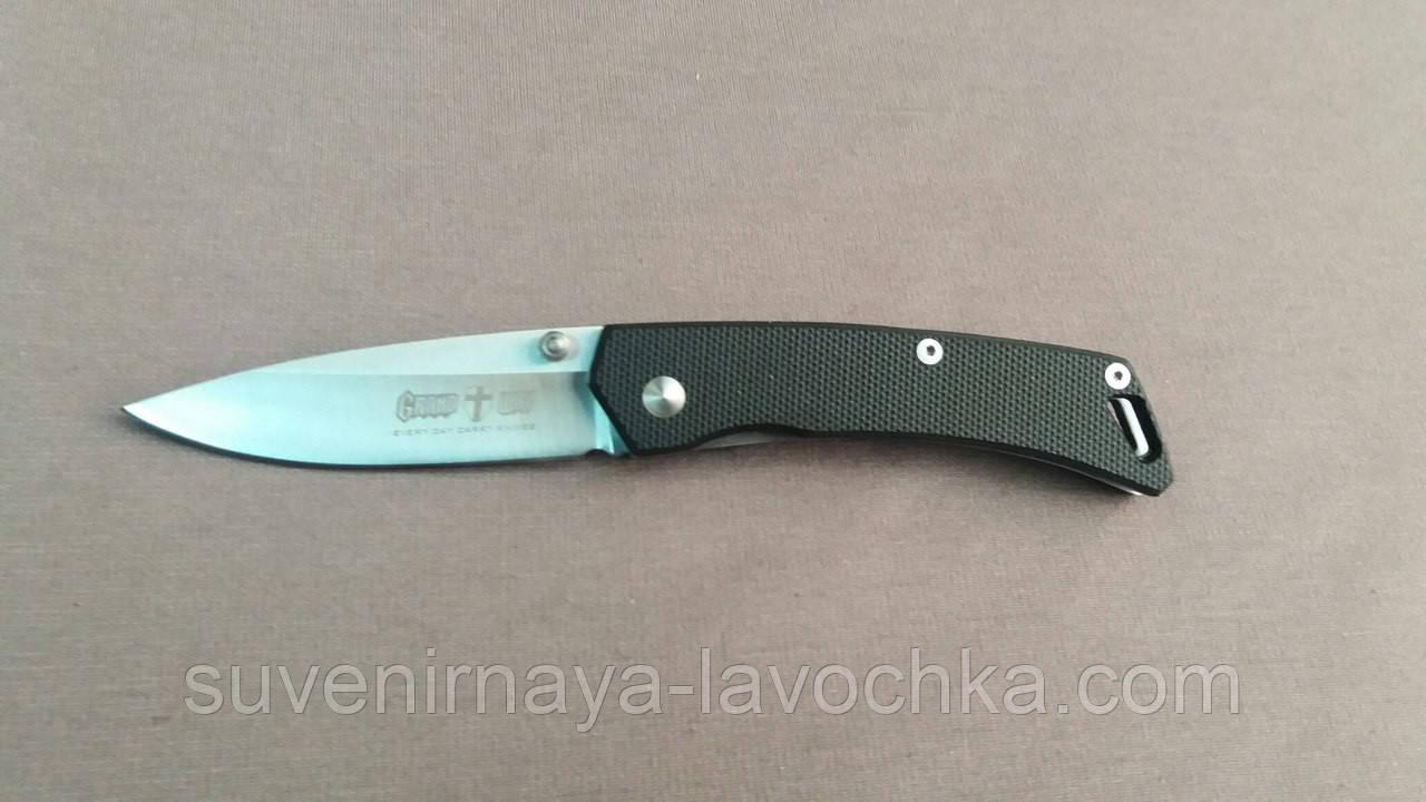 Нож складной классический Волк