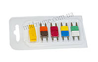 Предохранители ATC FUSE (MINI) в блистере с пинцетом